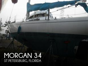 1967 Morgan 34