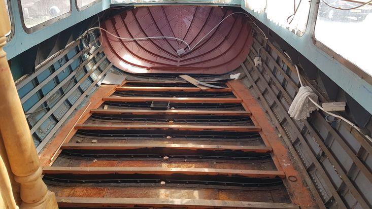 Dutch Tjalk Barge 40 (sold)