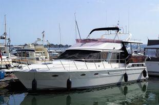 1992 President Yachts 485