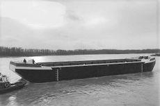 927m3 Hopper Barge (NOT split)