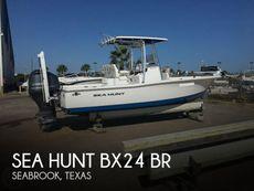 2016 Sea Hunt BX24 BR