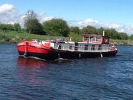 Tjalk Dutch Barge (coastal)