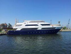 2015 build Steel Safari boat