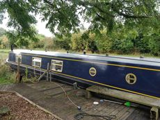 Now sold 57 foot semi trad
