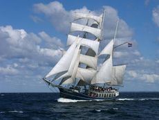 magnifient seagoing barquentine (140 passengers)