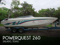 1999 Powerquest 260 Legend SX