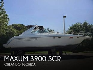 1996 Maxum 3900 SCR