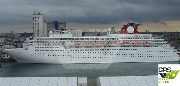 208m / 1.828 pax Cruise Ship for Sale / #1044256
