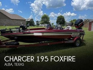 2005 Charger 195 Foxfire