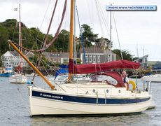 Cornish Crabber 26