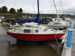 Leisure 17 yacht