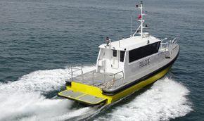 PILOT BOAT / PATROL BOAT WATERJET DRIVE