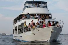 """1996   64'11"""" x 18'6""""  Aluminum 100 Passenger Vessel and Successful Tu"""