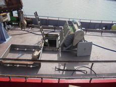 Versatile fishing vessel or fishfarm workhorse / island trader