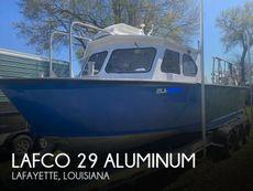 1976 Lafco 29 Aluminum