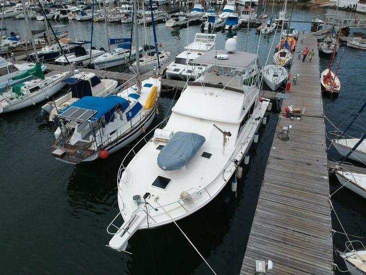 Bertram 54ft Sport Fishing Boat