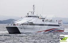 39m / 195 pax Passenger Ship for Sale / #1031245
