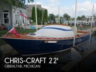 1966 Chris-Craft Cavalier Cutlass 22'