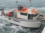 2017 Research - Survey Vessel For Charter