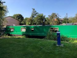 57ft x 10ft Widebeam - Two Bedrooms