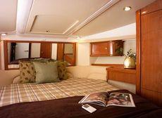 Sealine F37 Master Cabin