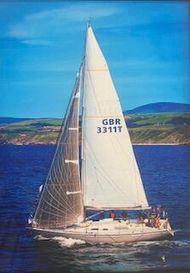 Diatas Air - Dehler 36DB (1990)