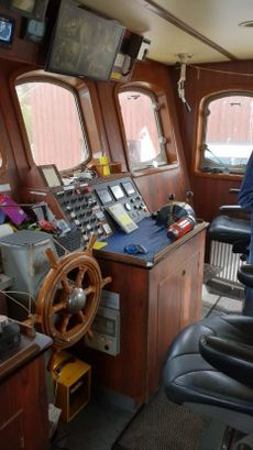 19m Stern Trawler