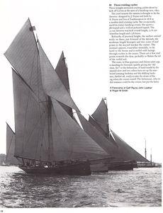 Arthur E Payne 60ft Gaff Cutter 1878