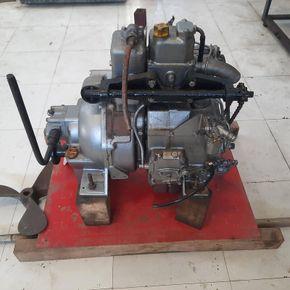 yanmar lifeboat engine SV8a