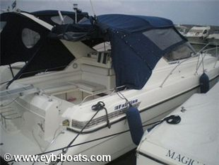 1993 FAIRLINE 31 TARGA