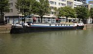 Dutch Barge converted for a great family life