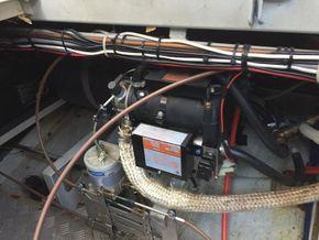•Mikuni Diesel Water Heater – 20 minutes piping hot water