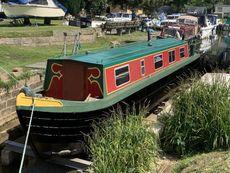 Springer Narrow boat 1980