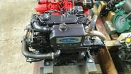 Sole' Mini 33 31hp Marine Diesel Engine Package