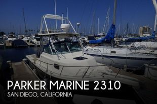 1998 Parker Marine 2310 DV