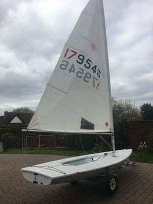 Laser 1 - 179546 - £1800