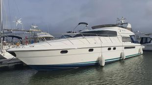 Fairline Squadron 59 Sale or Exchange cash either way.