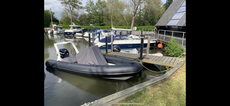 Brand new Tubes Black Stealth Perfect RIB for day trips
