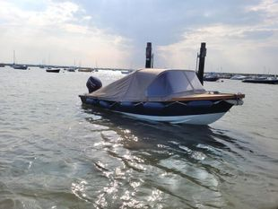 Refurbished Boat