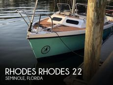 1993 Rhodes Rhodes 22