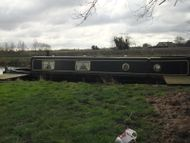 46' Piper Narrowboat Price Reduced