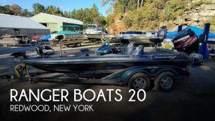 2009 Ranger Boats Z20 Comanche
