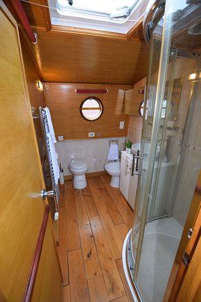 Bathroom from door