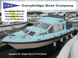 Aquabell 28 Flybridge (Sold)