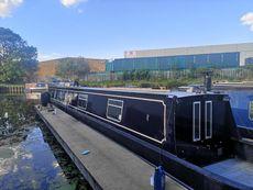 70 ft semi trad narrow boat