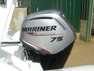 New Mariner 75hp, 4 Stroke, 5 Year Warranty