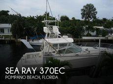 1998 Sea Ray 370EC