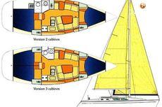 2004 Sun Odyssey 37