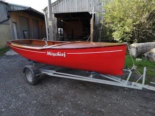 Albacore dinghy, Mischief