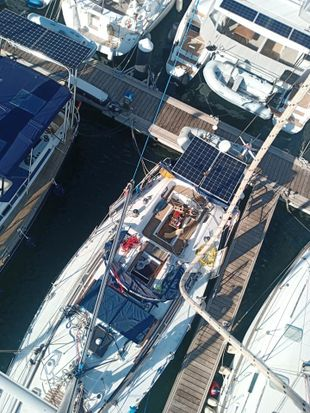 Jeanneau 44 Sun Magic -ready for oceans